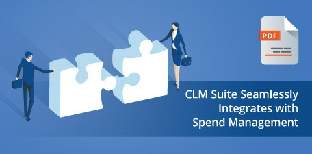 CLM Suite Seamlessly Integrates with Spend Management