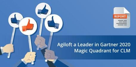 Agiloft a Leader in Gartner 2020 Magic Quadrant for CLM
