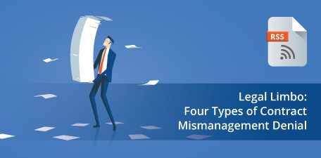 Legal limbo: four types of contract mismanagement denial