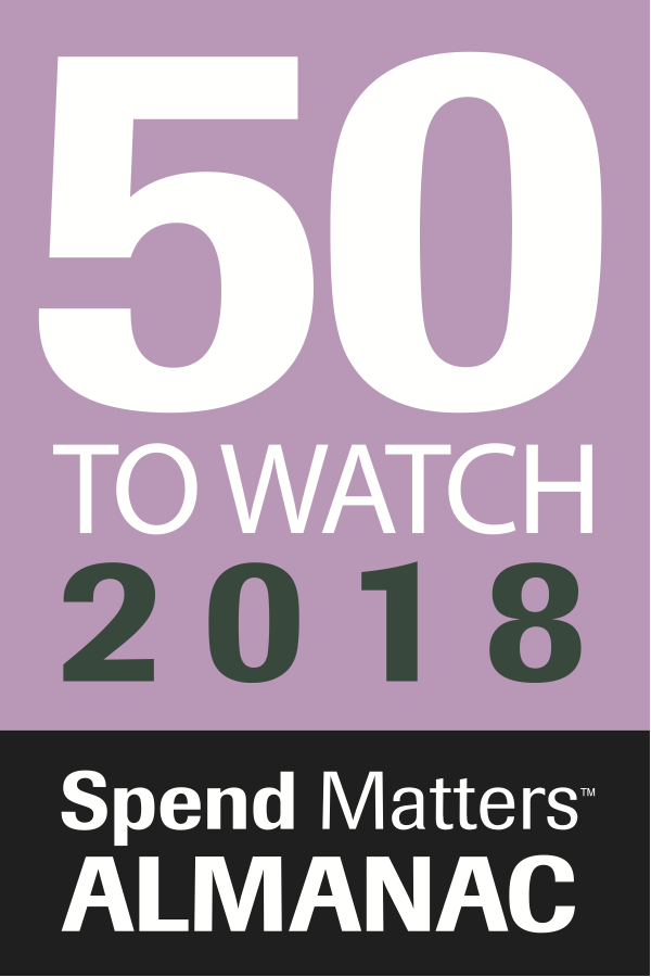 Spend Matters 50 to Watch 2018
