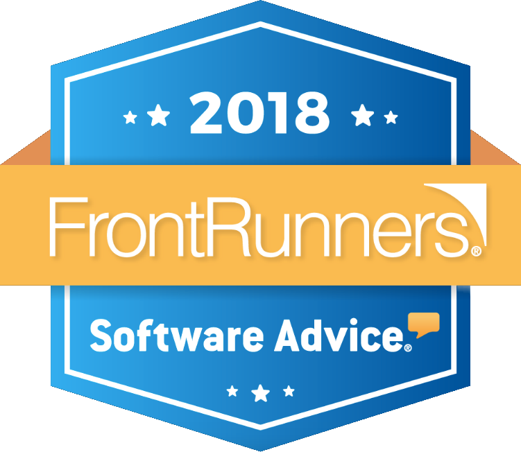 Software Advice FrontRunners 2018