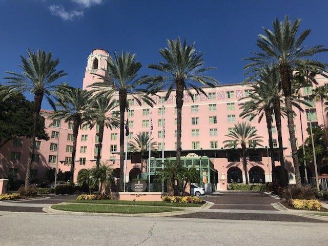 St Regis hotel Florida