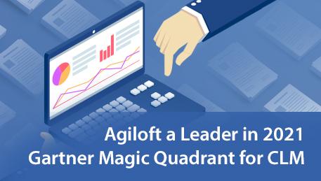 Gartner 2021 Magic Quadrant for CLM