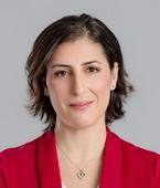 Elisabeth Bykoff, VP Global Alliances