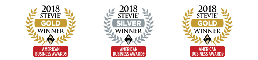 Agiloft wins big at the 2018 Stevies®, capping busy awards season