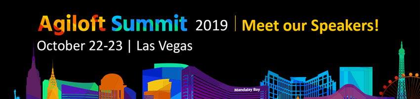 Agiloft Summit 2019: Meet our speakers