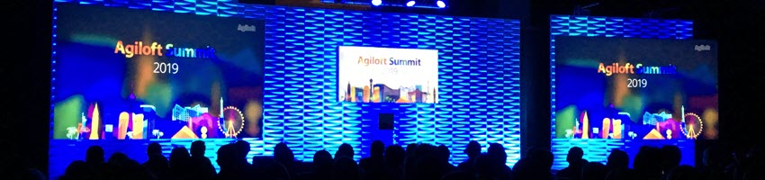 Agiloft's outstanding 2019 by the numbers