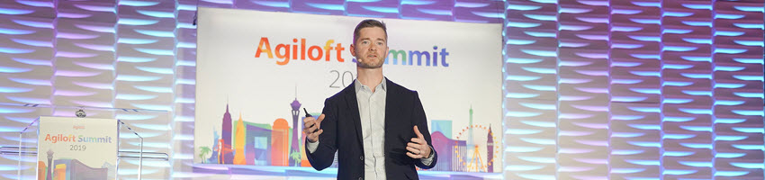 Agiloft secures $45 million growth equity investment and names Eric Laughlin new CEO