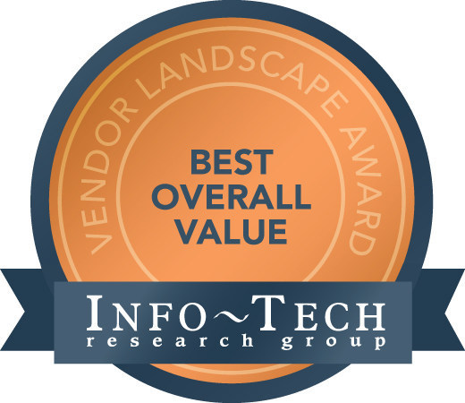 Info-Tech Best Overall Value